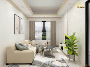 Thiết kế thi công nội thất nội thất căn hộ Homyland 3   JAMA Decor