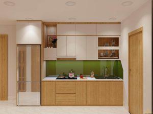 Thiết kế thi công nội thất căn hộ S-home Bình Chiều 67m2