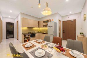 Không gian nội thất căn hộ Lovera Vista 2021